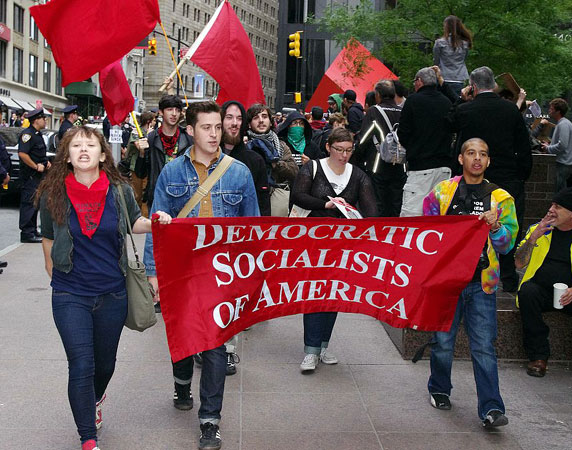 One third of millennials view socialism favorably
