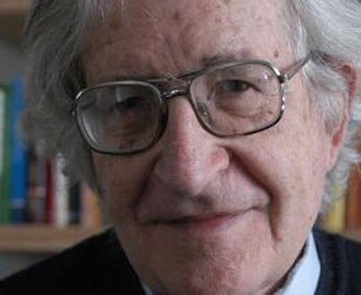 Noam Chomsky: America Is the World Leader at Committing