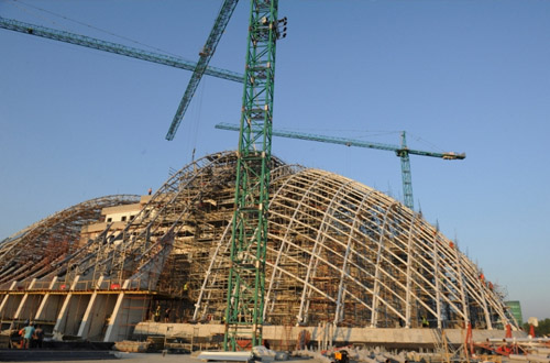 Finance Minister: New Parliament Construction Cost GEL 133.7m