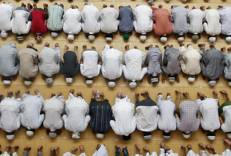 Why the next religious revival in the West may be Islamic