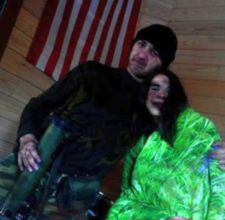 American Special Forces Soldier Rescues Woman from Ukrinian Serviceman and Swaps Allegiance to Donbass