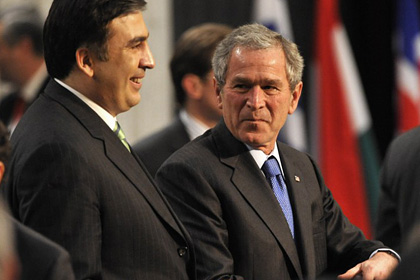 Bush and Saakashvili: A Case Study in What Not to Do