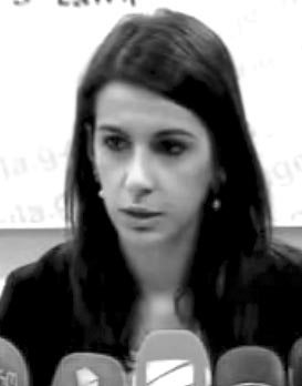 Tamar Chogoshvili: The location of over 20 people is still unknown