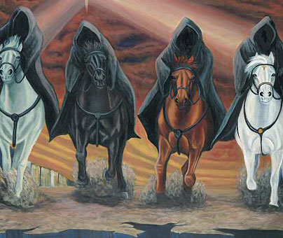 The Four Horsemen of Foreign Policy