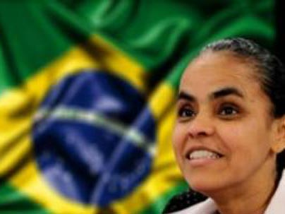 MARINA SILVA – PART OF PLAN TO DESTABILIZE BRAZIL