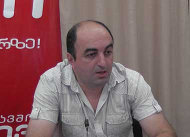 Ucha Nanuashvili: Dato Shengelia knows Gali municipality quite well and it seems that's why the Government needs him to be free; that's why he was released from the prison.
