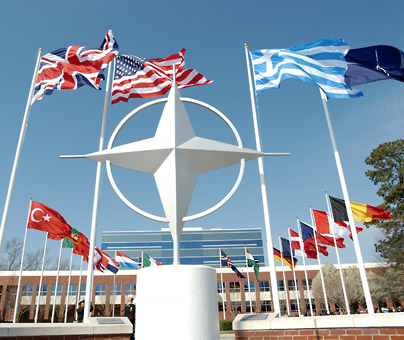 20 percent of Lost Territories in Dreaming about NATO during Twenty Years