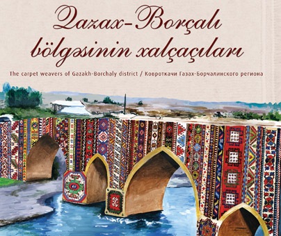 "Amazing world of Azerbaijani carpets of ""Azer-Ilme"""