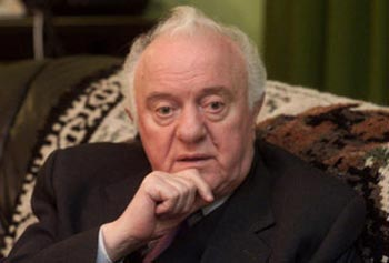 Eduard Shevardnadze: Ivanishvili is a brave and risky man, but. . . he has to think a lot on Badri's case