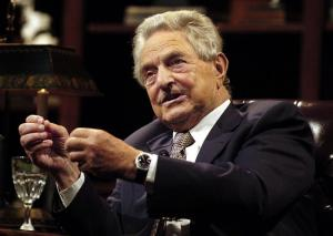 The Hilarity of George Soros in Munich