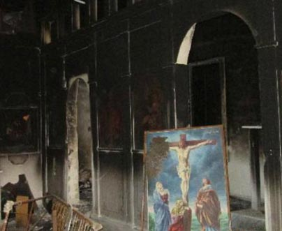 Is the Islamic State Exterminating the Language of Jesus?