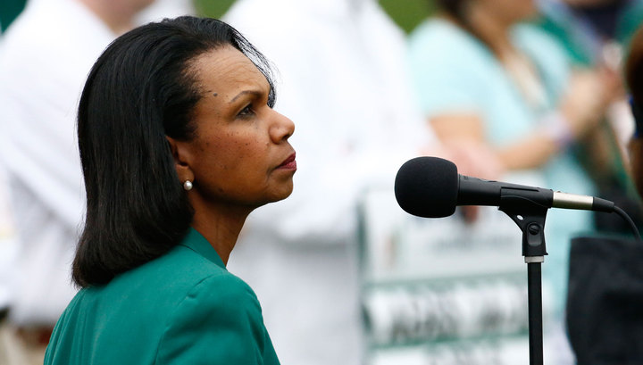 Condoleezza Rice Testifies on Urging The Times to Not Run Article